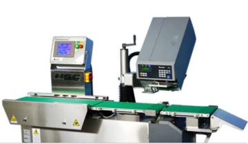 Two labeling system in one machine