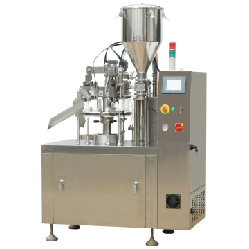 Semi-automatic Tube Filling Sealing Machine